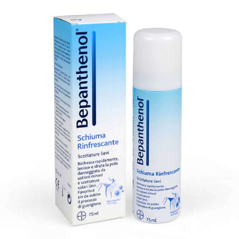 BEPANTHENOL SPRAY 75ML